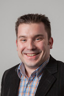 Pieter Siroen, commissielid van D66 in Meierijstad.