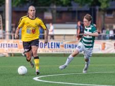 Stevig vernieuwd Nuenen tijdens seizoensouverture onderuit tegen Halsteren