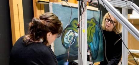 Nieuwe techniek toont verborgen werk achter schilderij van Pablo Picasso