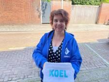 Nieuwe inwoners van Kampen krijgen koeltasje en mogen wens doen: abseilen vanaf een hoogtepunt?