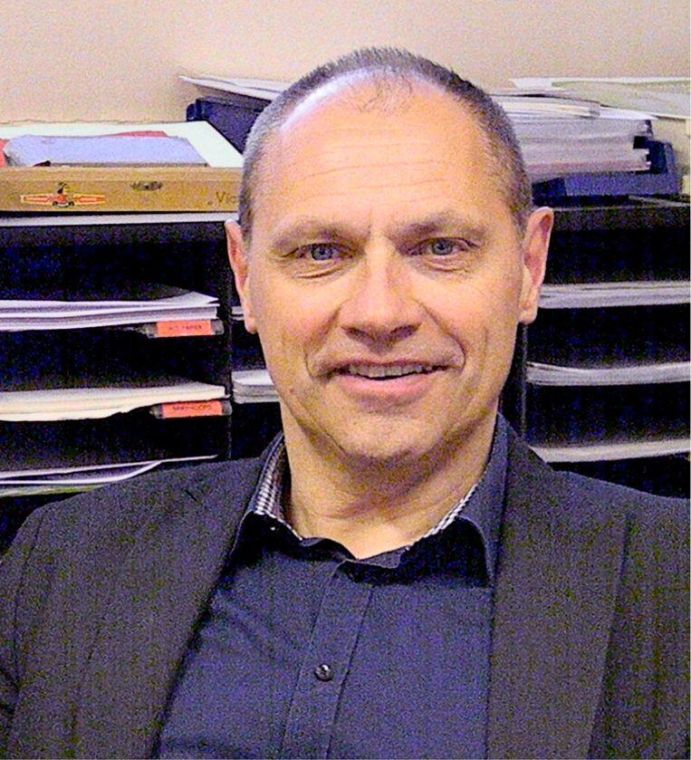Philip Brinckman: 'Deze periode heeft ons geleerd dat digitalisering en afstandsonderwijs niet zaligmakend zijn.' Beeld