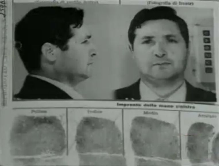 Salvatore Riina zit al sinds 1993 in de cel en heeft gezondheidsproblemen, maar hij zou nog steeds een gezaghebbend figuur zijn in de maffia. Beeld rv
