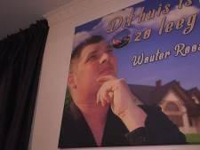 1200 euro en platencontract voor zanger Wouter Roos