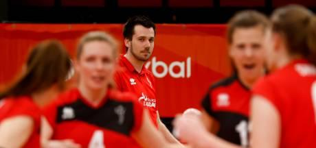 Munter pakt volgende zege met volleybalsters VCN