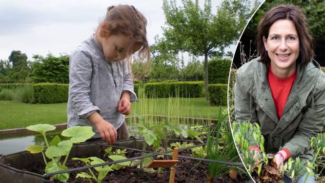 Moestuinieren op 1 m²: onze tuinexperte toont hoe je het aanpakt met een moestuinbak