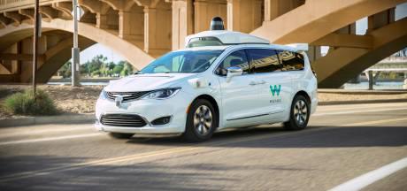 Google's zelfrijdende auto maakt al de helft minder fouten