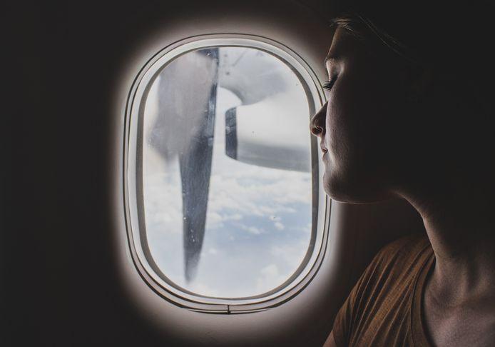L'air d'une cabine d'avion est particulièrement sec et agressif!