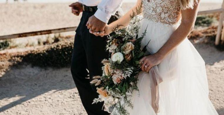Zó ziet de perfecte trouwjurk er volgens mannen uit Beeld Getty Images