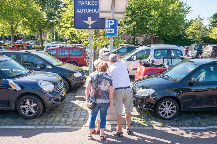 Als het aan GroenLinks ligt, gaat er een treintje rijden tussen de grote, gratis parkeerplaatsen aan de rand van de stad en het centrum.