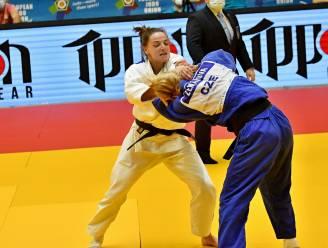 """Mina Libeer pakt brons op European Open in Praag: """"In de halve finale raakte ik in de war"""""""