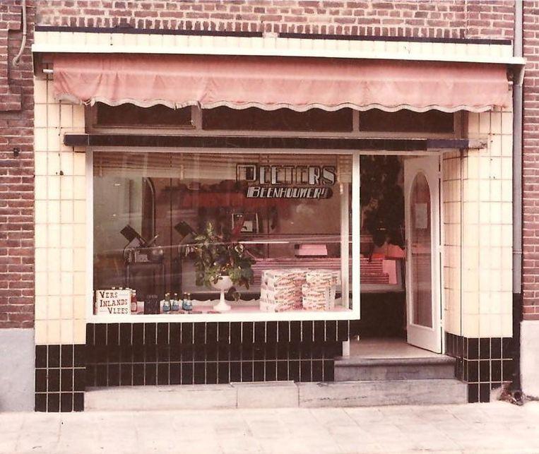 Het winkeltje van weleer in de Pepijnstraat.