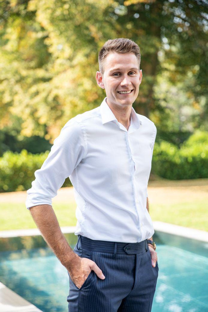 Jeroen, kandidaat 'The Bachelorette'