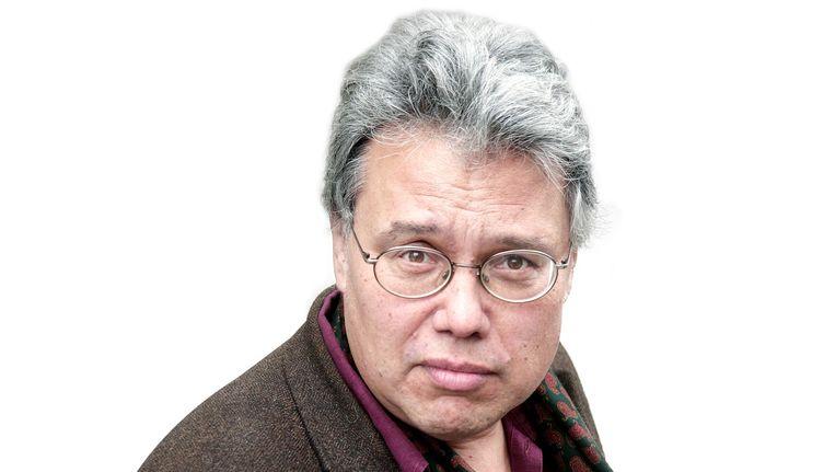 Theodor Holman. Beeld Jean-Pierre Jans
