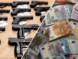 Poolse bende smokkelde drugs in banden
