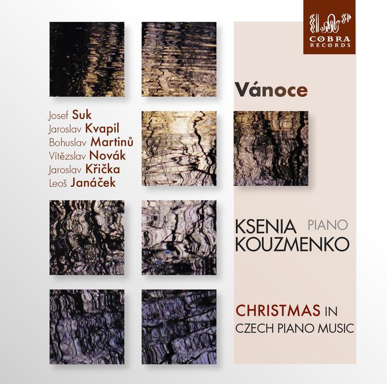 Vánoce, Christmas in Czech Piano Music. Beeld