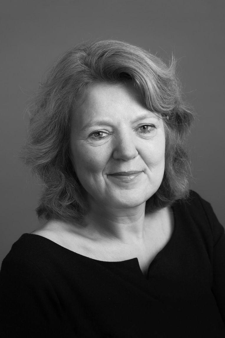 Christa Compas is directeur van het Humanistisch Verbond. Beeld Johannes Abeling