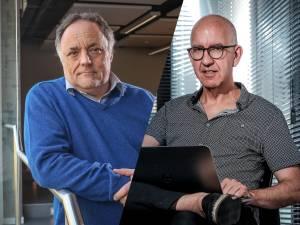 """Marc Van Ranst et Geert Molenberghs: """"Les coiffeurs? Sans ce variant, on aurait pu rouvrir, mais c'est infaisable"""""""