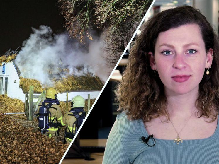 de Stentor Nieuws Update: vaccinatielocatie van Zwolle gesloten en monumentaal huis brandt af