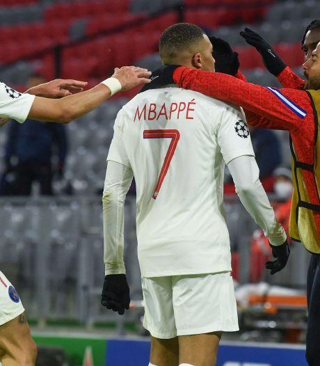 Emmené par le duo Mbappé-Neymar, le PSG frappe un grand coup au Bayern