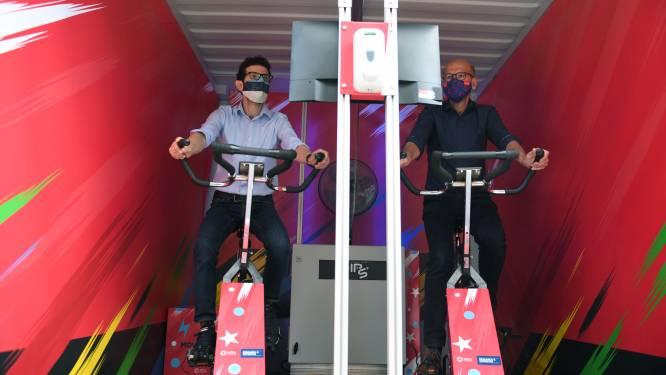 """Leuven telt af naar WK wielrennen: """"Countdownklok op Grote Markt en energie komt van de wielerfans"""""""