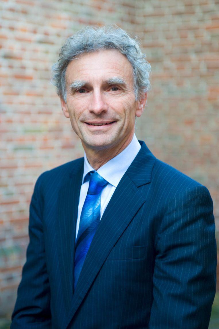 Paul Rosenmöller, voorzitter van de VO-raad. Beeld