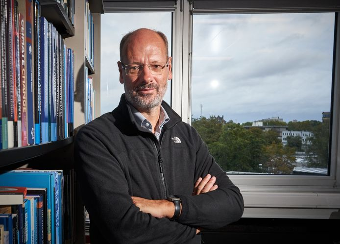 Klimaatwetenschapper aan de VUB Philippe Huybrechts.