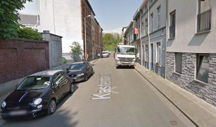 Le décès de la jeune femme a été constaté dans une habitation de cette rue gantoise
