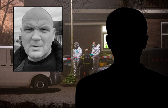 De politie verdenkt De Gier van betrokkenheid bij de moord op Henk Wolters (inzetfoto), op oudejaarsavond 2019 aan de Buitengasthuisstraat in Zwolle.