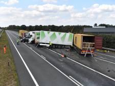 Omgekomen chauffeur op A67 is 34-jarige Belg, gewonden komen uit België en Breda