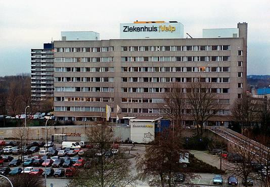 De locatie Velp van Rijnstate op archiefbeeld.