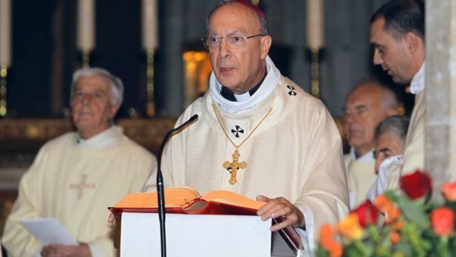 """Aartsbisschop Léonard: """"Aids soort van rechtvaardigheid"""""""
