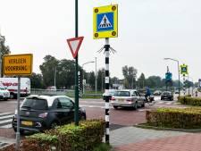 'Wachten op een dodelijk ongeluk op Bosscheweg in Beek en Donk ''