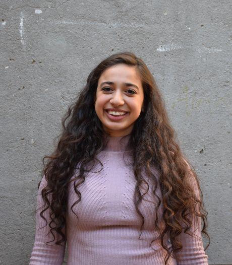 Hajar Yagkoubi (18) uit Helmond mag naar de VN in New York