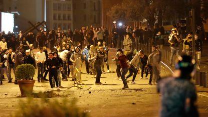 Gewonden na schermutselingen tijdens demonstraties in Beiroet