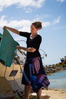 Orkaanafval Sint Maarten krijgt nieuw leven dankzij Lekkerlandse
