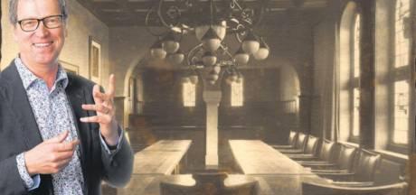 Burgemeester Hellegers moet niet emmeren en snel op zoek naar nieuwe trouwlocaties