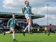 Sen Aerts wil Achilles Veen dolgraag aan goals helpen, maar: 'Elke keer is er weer een andere blessure'