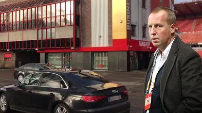 Huiszoeking bij Standard-voorzitter Bruno Venanzi, politie trekt ook naar Sclessin
