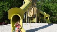 Glijbaantoren aangepast omdat kindjes zich kwetsen
