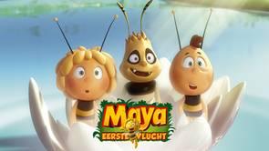 Maya de Bij - De Eerste Vlucht