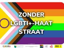 Actie, reactie: na haatdragende stickers ontwerpt 'Het Roze Huis' LGBTQ-vriendelijke affiches
