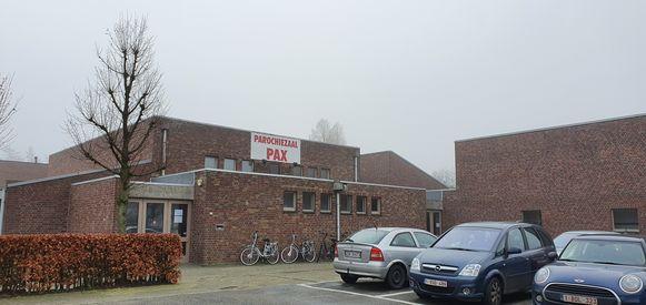 De zaal Pax zal afgebroken worden en plaatsruimen voor een nieuw cultuurhuis.
