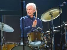 Drummer Charlie Watts niet met The Rolling Stones op tournee