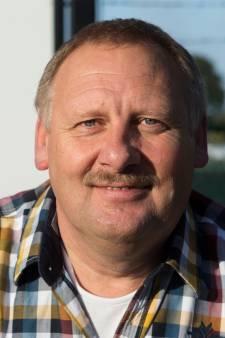 Oud-voorzitter Jan Overgoor van DVC'26 overleden