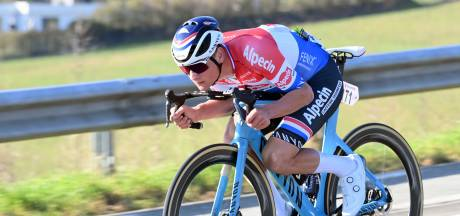 Zelfs als hij niet wint, gaat het over Van der Poel: 'Hij laat ons allemaal versteld staan'