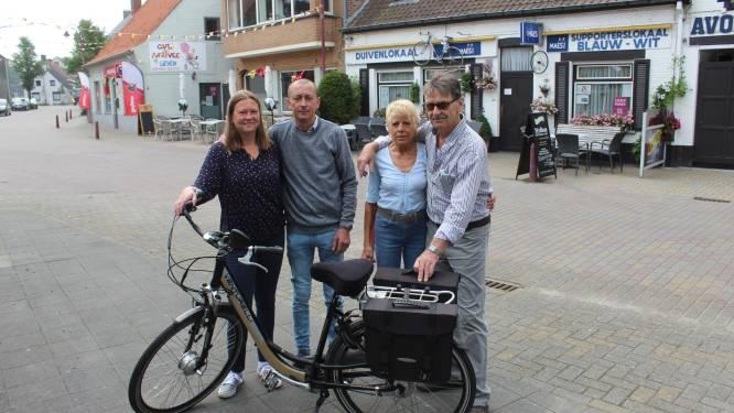 """Cafébazen Lotenhulle slaan handen in elkaar voor verrassingsfietstocht: """"Samen zorgen voor sfeer in het dorp"""""""