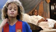 Nederlands wonderkind (14) van Barça leidt leven waar menig profvoetballer stikjaloers op zal zijn