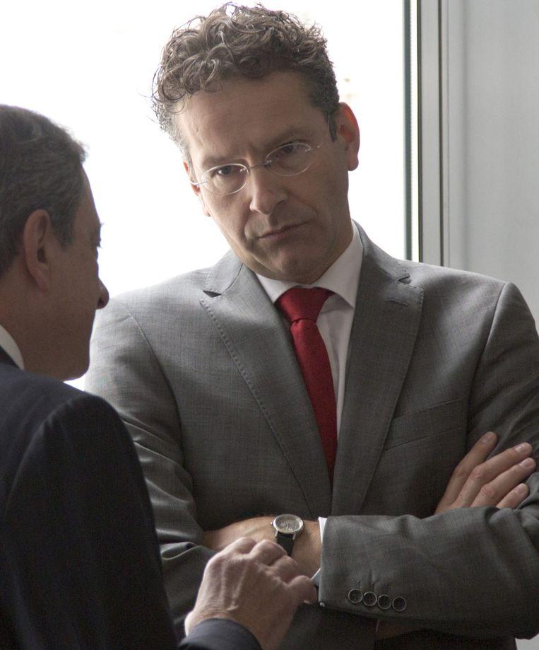 Jeroen Dijsselbloem, voorzitter Eurogroep Beeld anp