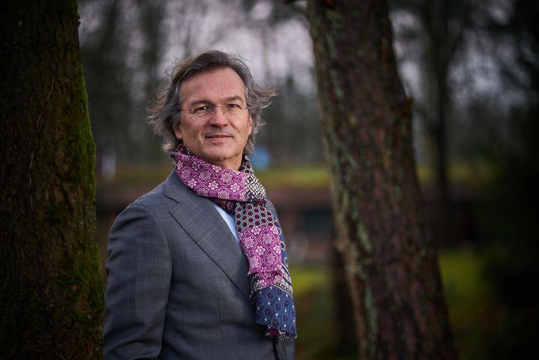 Arno Visser, president van de Algemene Rekenkamer: