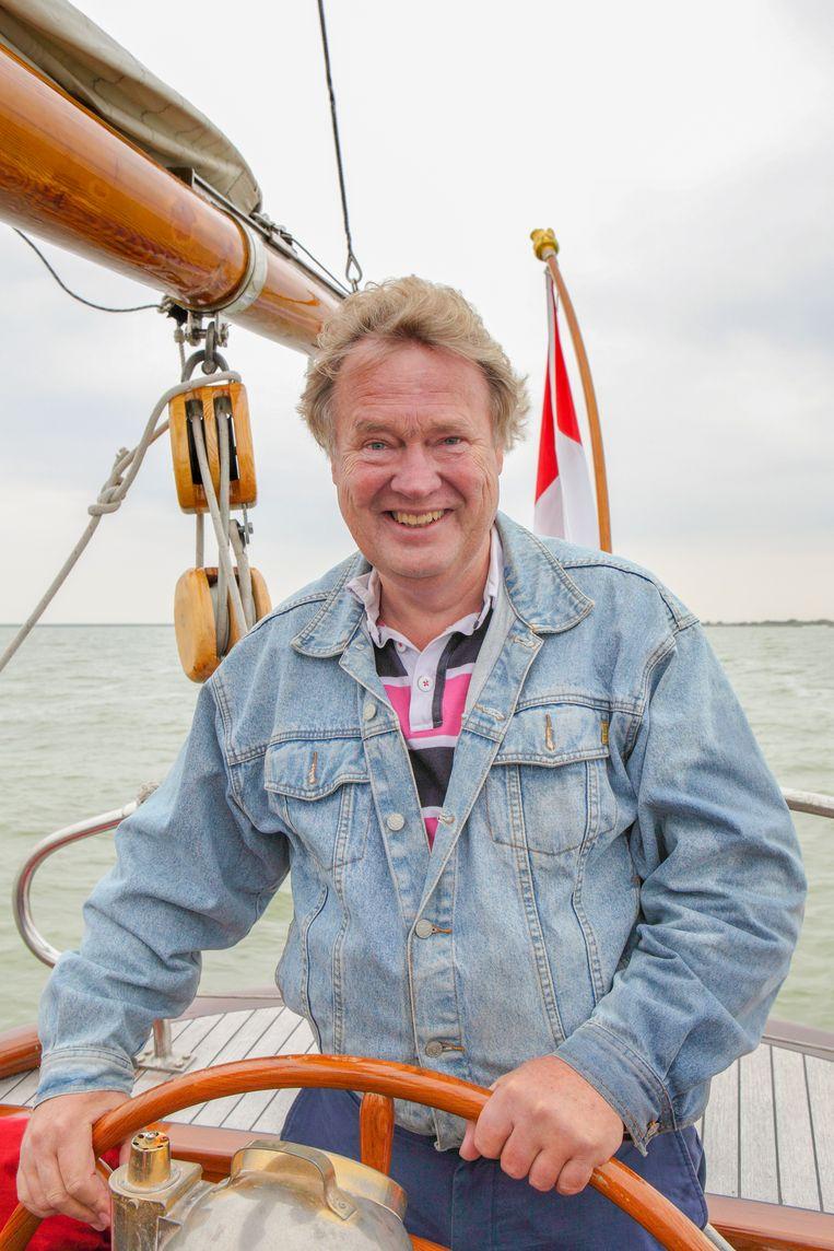 Henk Hutting  Beeld